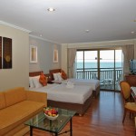 Seaview Deluxe Balcony