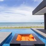 2 ห้องนอน ติดหาด สระว่ายน้ำส่วนตัว