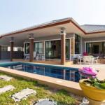 บ้านโอบรัก ชะอำ พูลวิลล่า 2