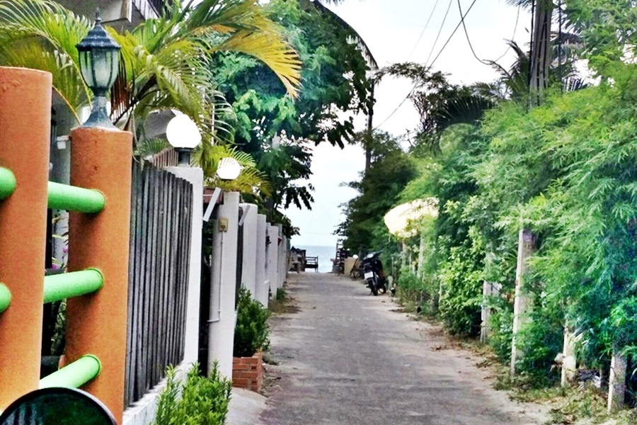 บ้านไม้ริมทะเล หัวหิน พูลวิลล่า