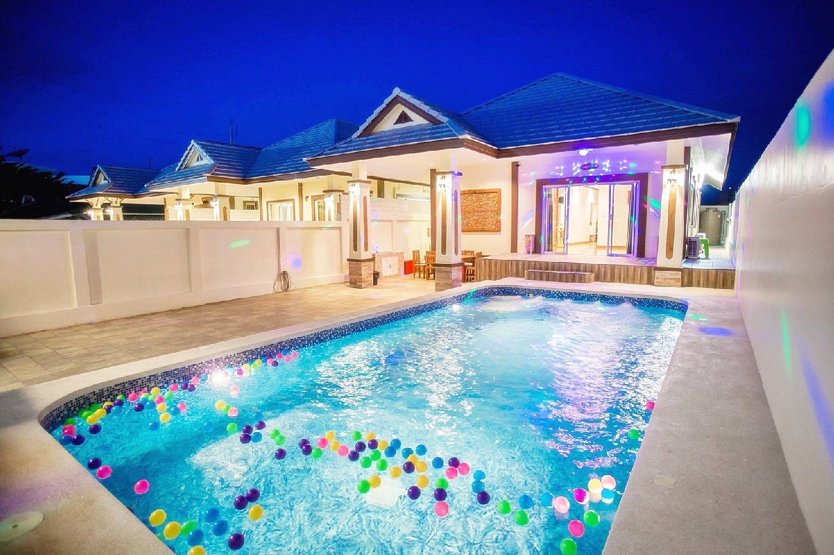 บ้านอ้อมรัก หัวหิน พูลวิลล่า