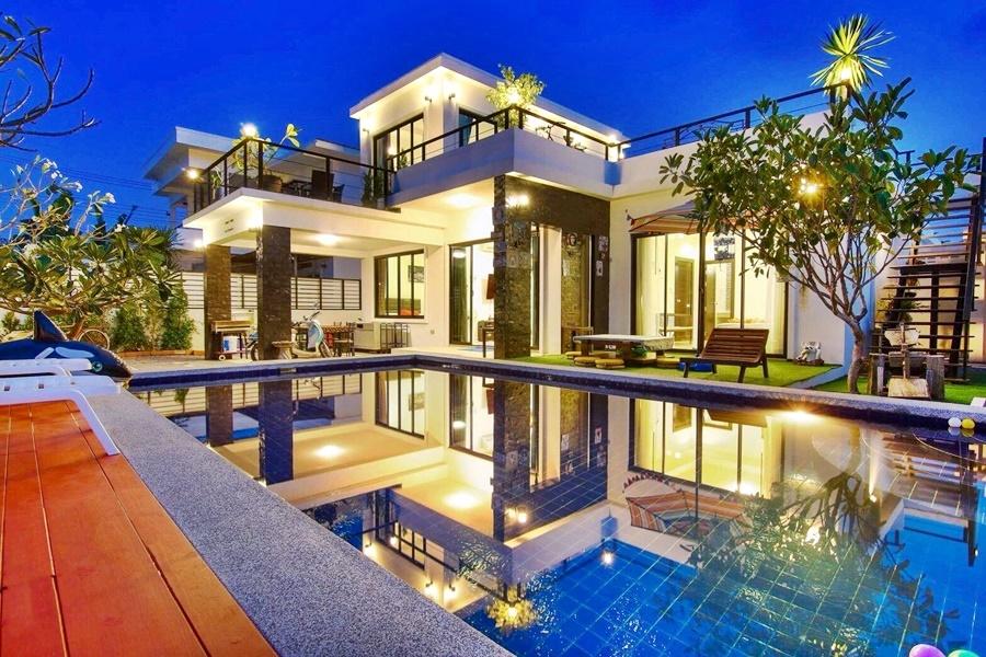 บ้านวอดก้า หัวหิน พูลวิลล่า