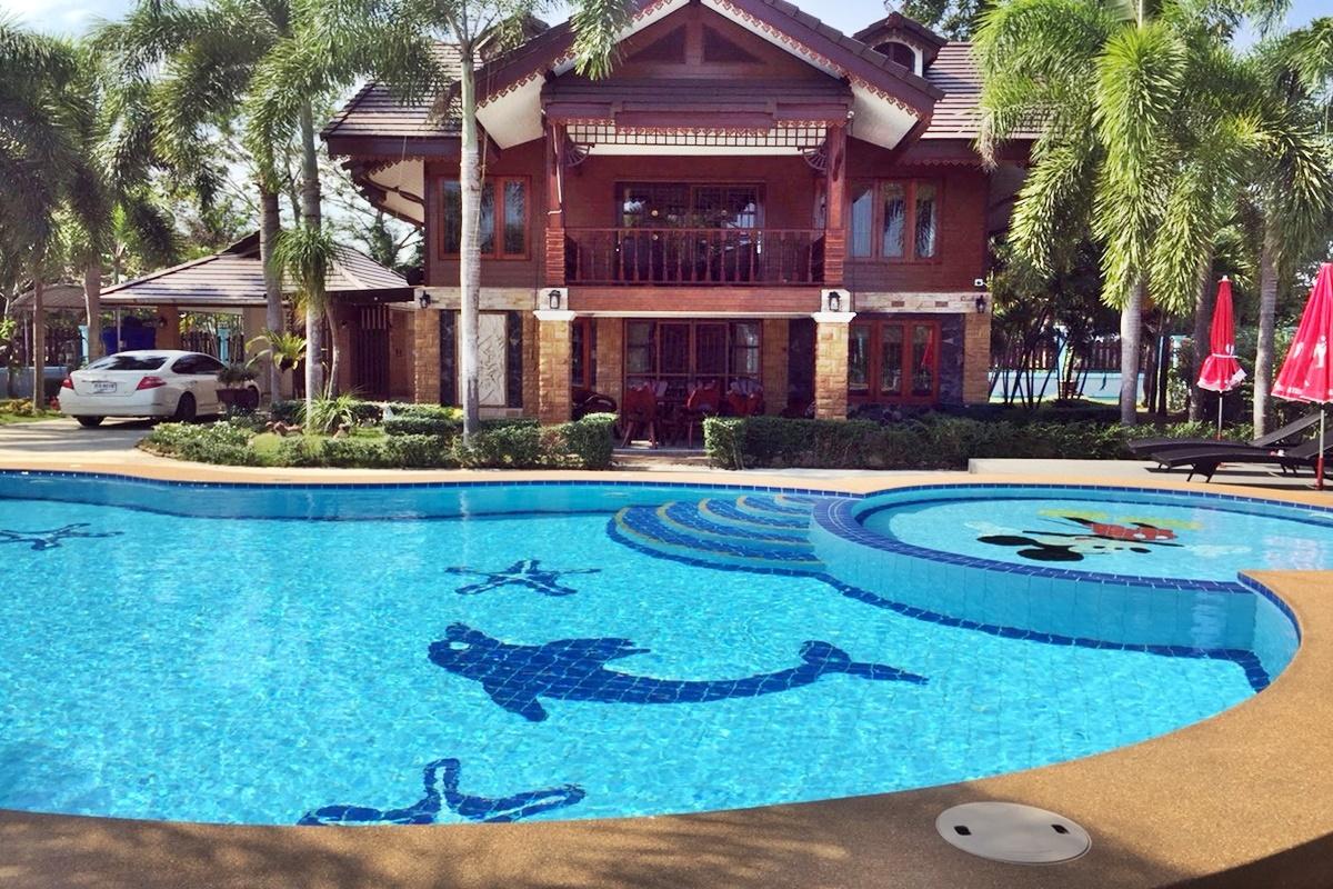 บ้านเพลินไทย หัวหิน พูลวิลล่า