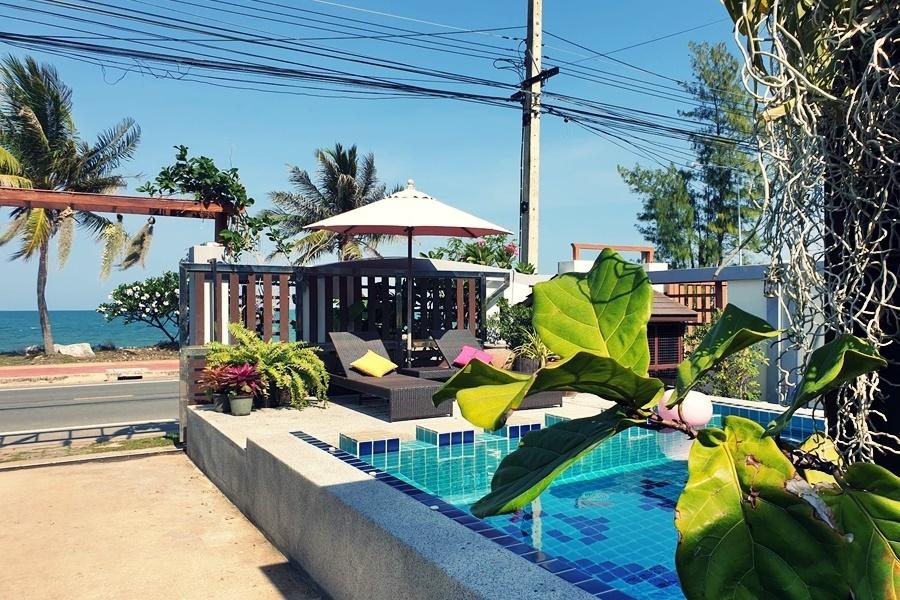 บ้านบีลีฟ ปราณบุรี พูลวิลล่า